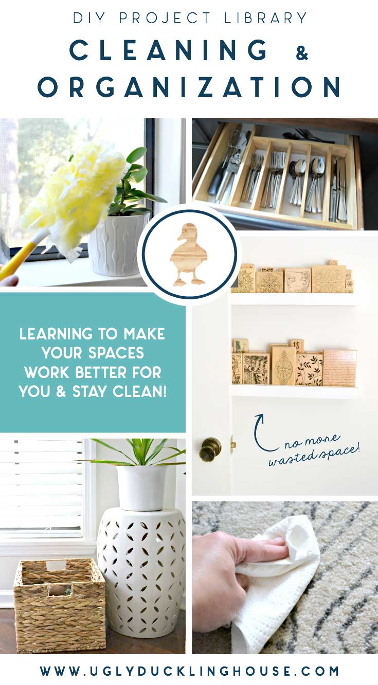 diy categories - cleaning