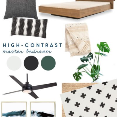 New Rugs + Master Bedroom Mood Board