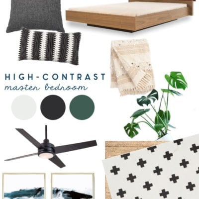 New Rugs + Master Bedroom Mood Board