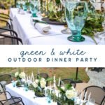 green-black-and-white-outdoor-dinner-party