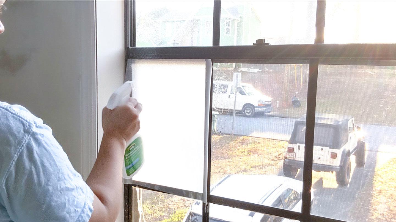 spray more solution