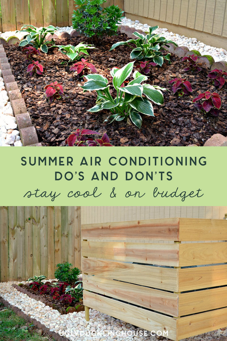 5 summer air conditioning dos and don'ts