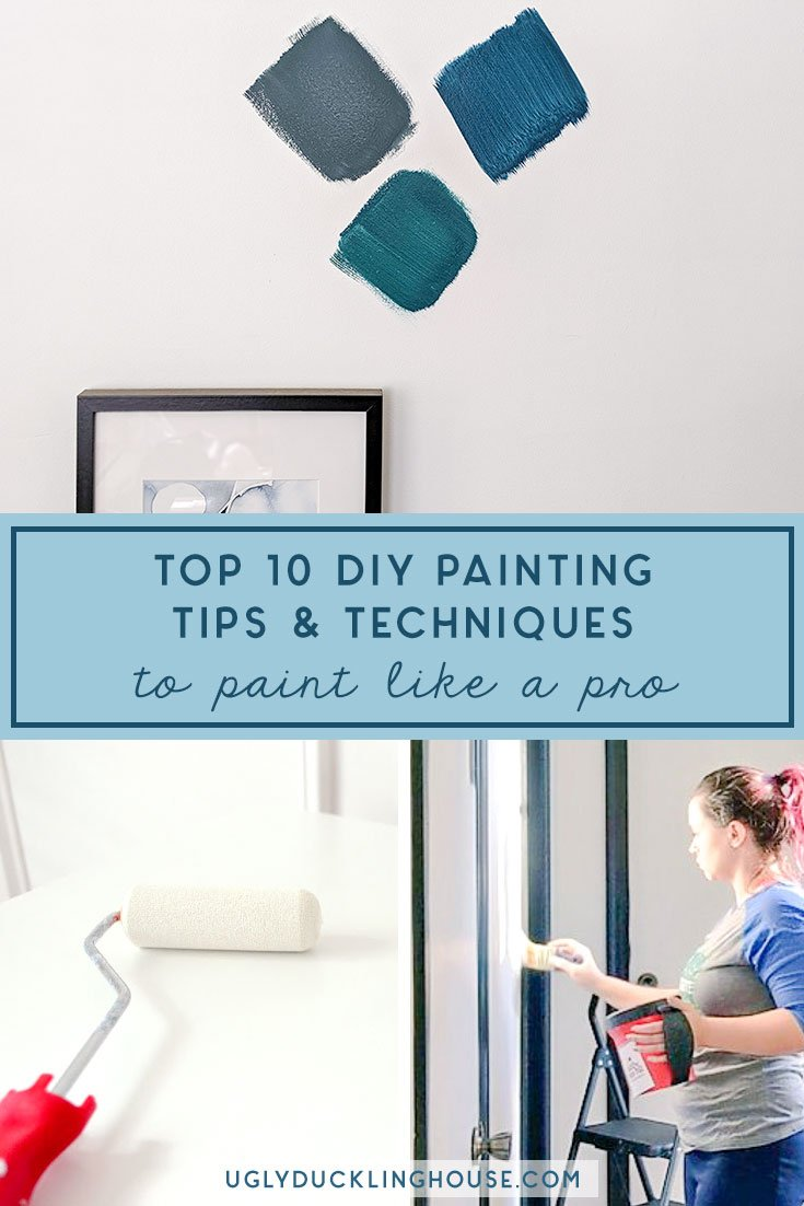 top 10 tips to paint like a pro
