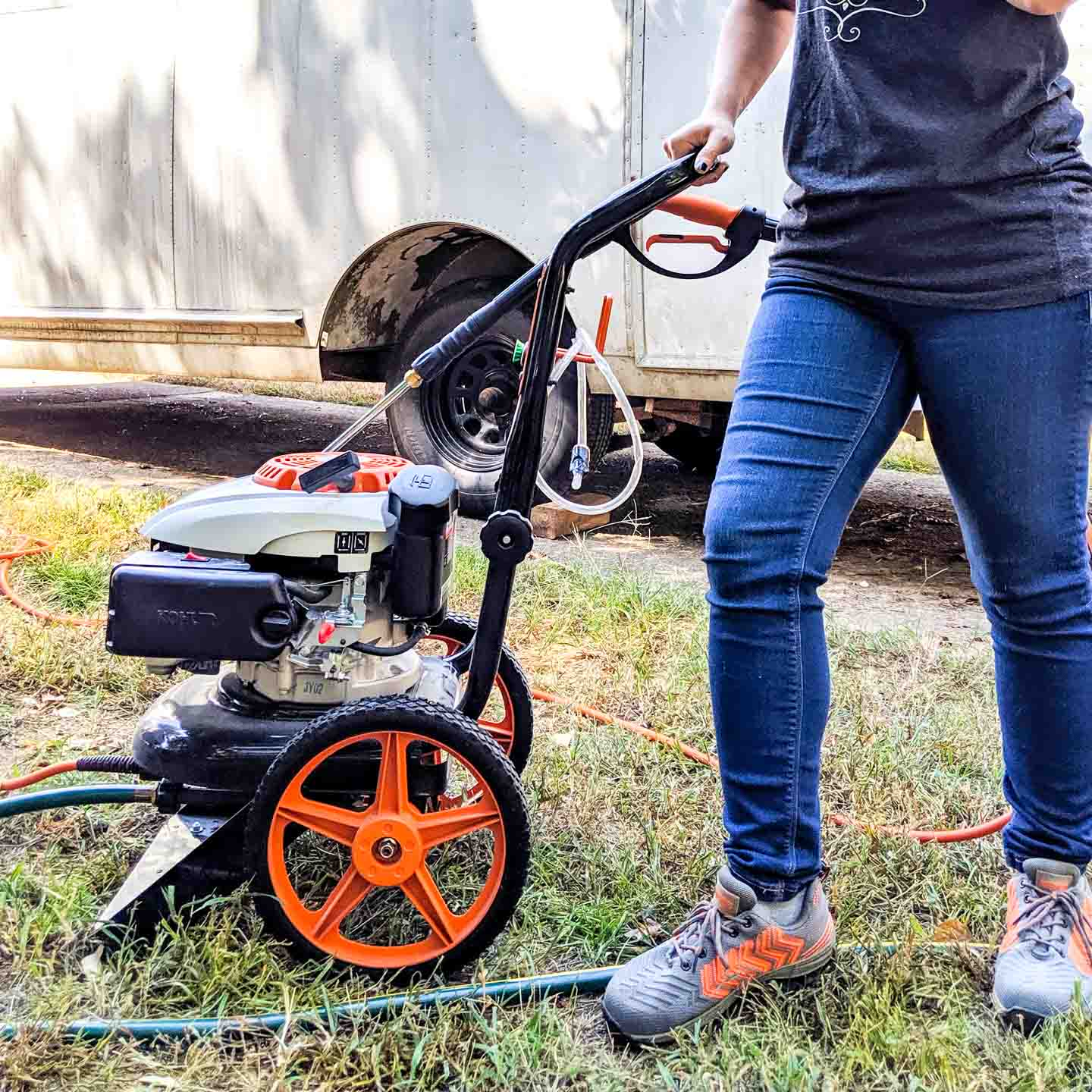 STIHL RB200 Easy Start Pressure Washer