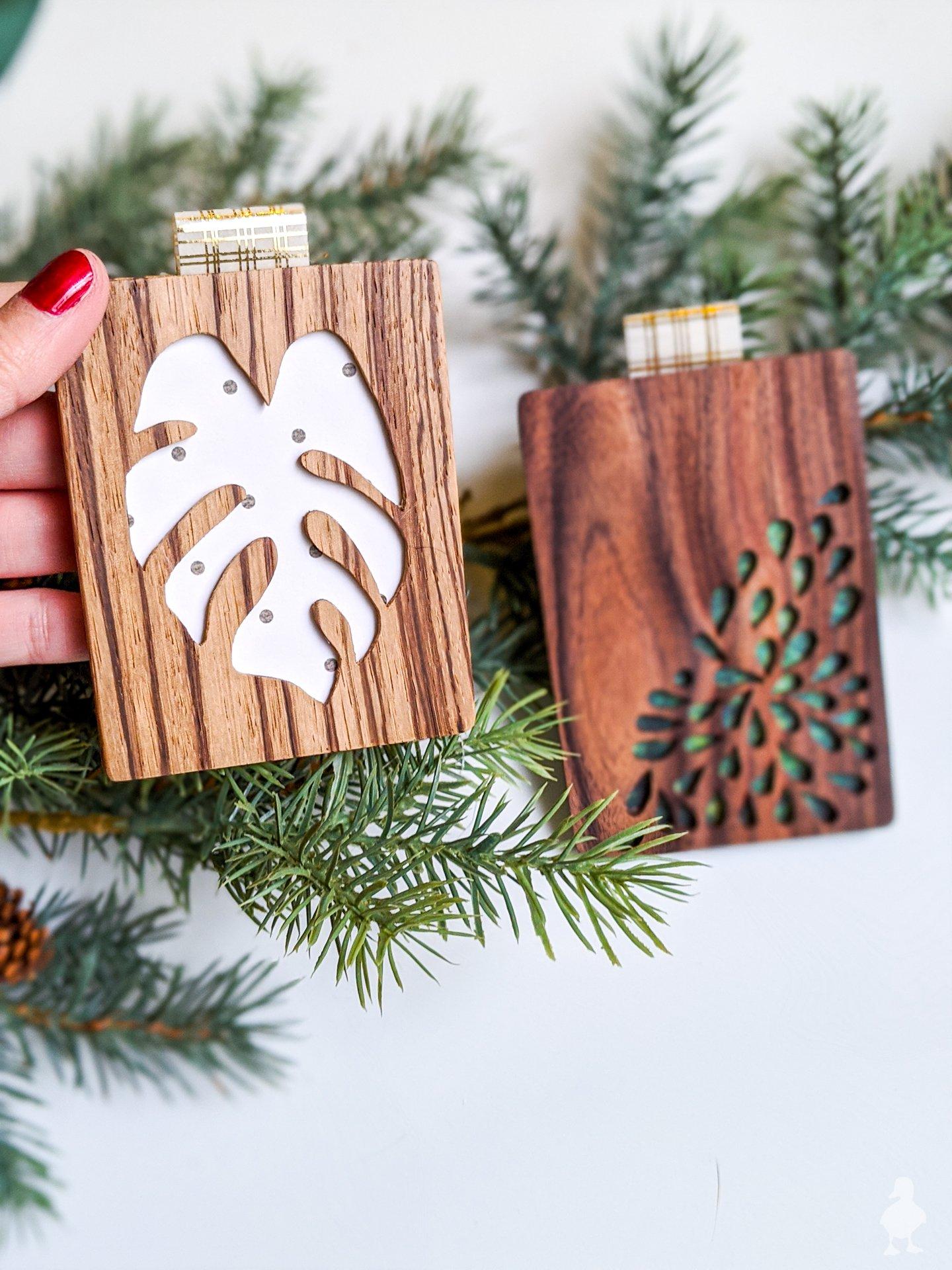 diy wood gift card holders