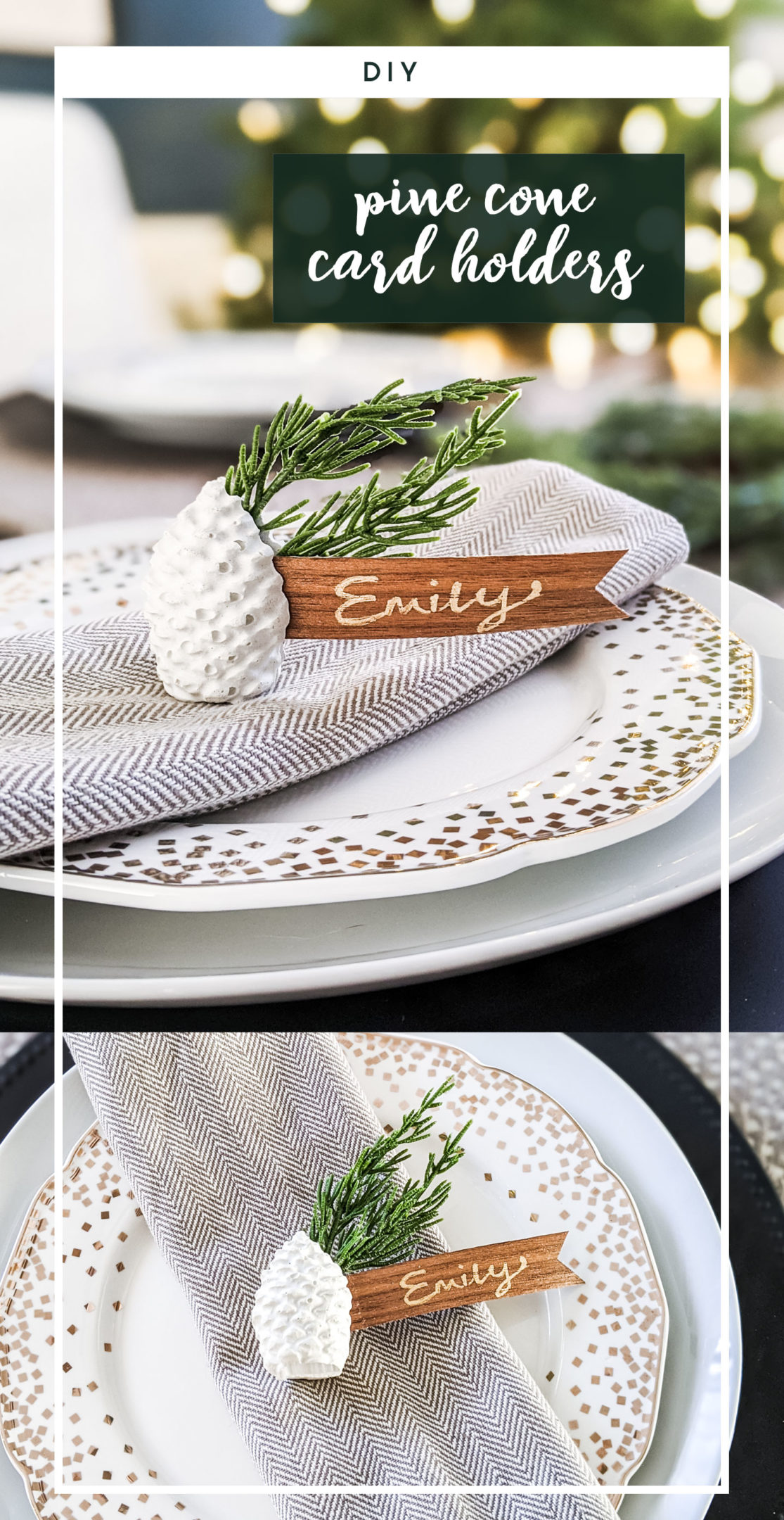christmas-diy-white-concrete-pine-cone-table-place-card-holders