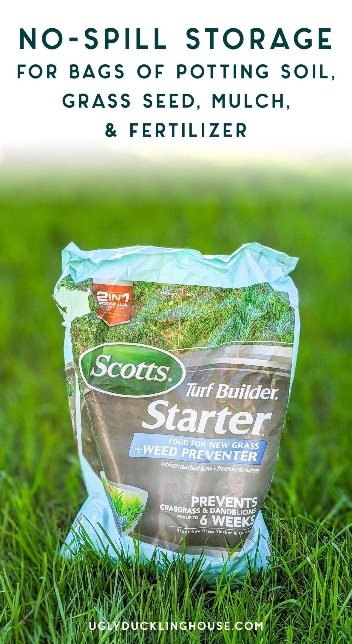 no-spill-storage-for-gardening-potting-soil-fertilizer-grass-seed